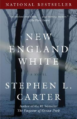 New England White By Carter, Stephen L.